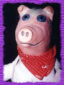 pig puppet lil'abner